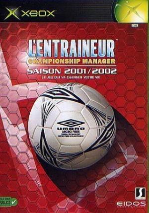 L'Entraîneur : Saison 2001/2002 sur Xbox
