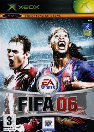 FIFA 06 sur Xbox