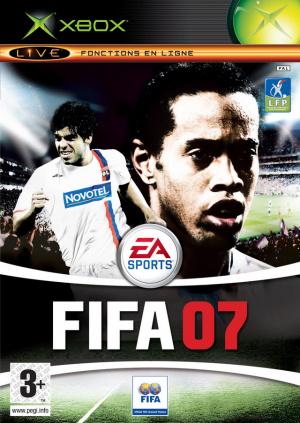 FIFA 07 sur Xbox