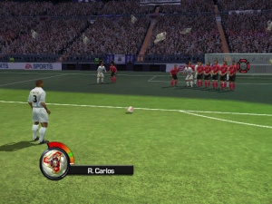 FIFA 2003 : Les images Xbox