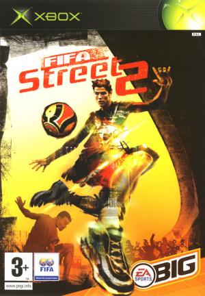 FIFA Street 2 sur Xbox