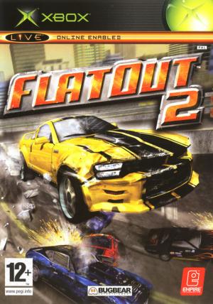 FlatOut 2 sur Xbox