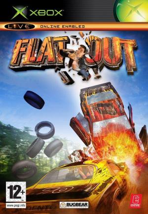 FlatOut sur Xbox