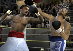 Fight Night 2004 : effusion d'images