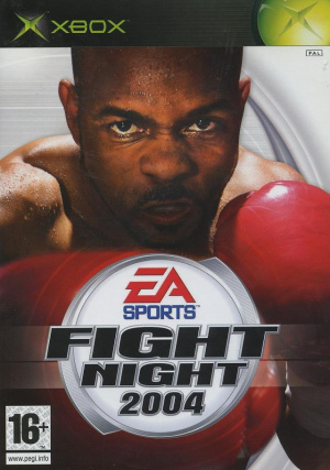 Fight Night 2004 sur Xbox