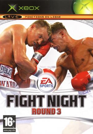 Fight Night : Round 3 sur Xbox
