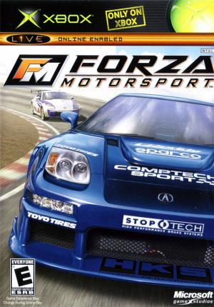 Forza Motorsport sur Xbox