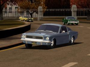 Ford Racing 3 appuie sur l'accélérateur