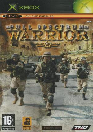 Full Spectrum Warrior sur Xbox