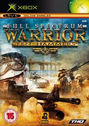 Full Spectrum Warrior : Ten Hammers sur Xbox