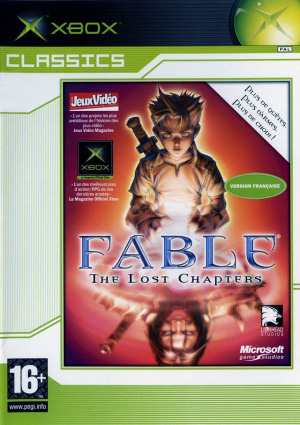 Fable : The Lost Chapters sur Xbox