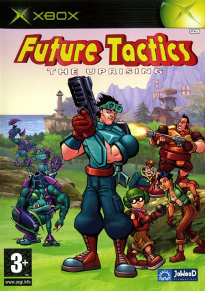 Future Tactics : The Uprising sur Xbox