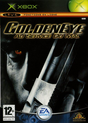 GoldenEye : Au Service du Mal sur Xbox