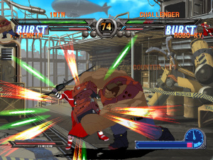 E3 : Guilty Gear X2 Reload
