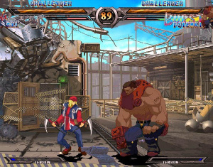 Guilty Gear X2 Reload sans aucune retenue