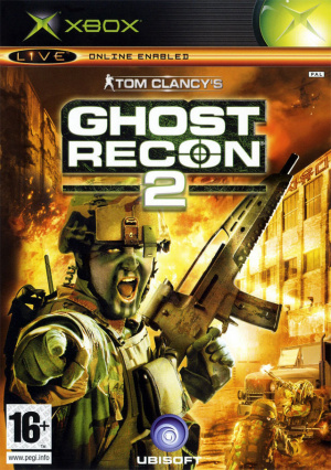 Ghost Recon 2 sur Xbox
