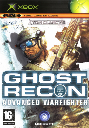 Ghost Recon Advanced Warfighter sur Xbox