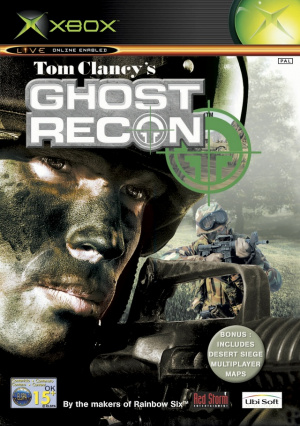Ghost Recon sur Xbox