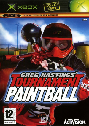 Greg Hasting's Tournament Paintball