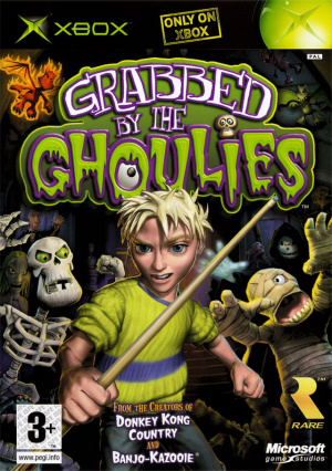Grabbed by the Ghoulies sur Xbox