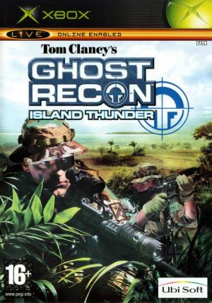 Ghost Recon : Island Thunder sur Xbox