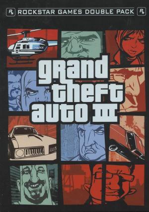 Grand Theft Auto III sur Xbox