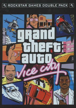 Grand Theft Auto : Vice City sur Xbox