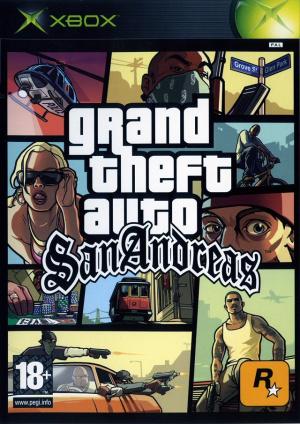 Grand Theft Auto : San Andreas sur Xbox
