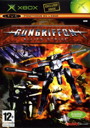 GunGriffon : Allied Strike sur Xbox