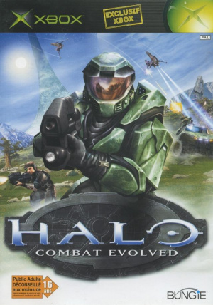 Halo : Combat Evolved sur Xbox