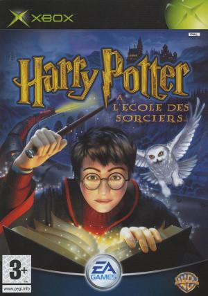 Harry Potter à l'Ecole des Sorciers sur Xbox