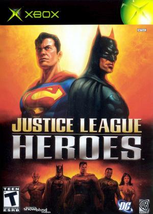 Héros de la Ligue des Justiciers sur Xbox