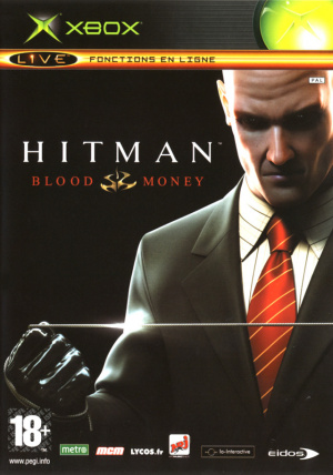 Hitman : Blood Money sur Xbox