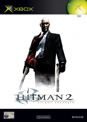 Hitman 2 : Silent Assassin sur Xbox