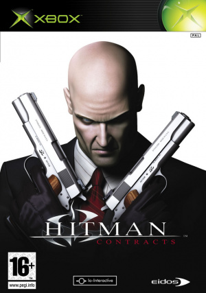 Hitman Contracts sur Xbox