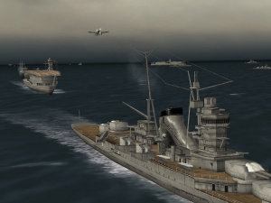 Heroes Of The Pacific nous survole