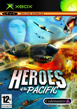 Heroes of the Pacific sur Xbox