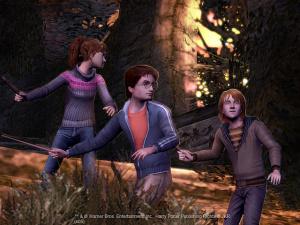 Harry Potter revient