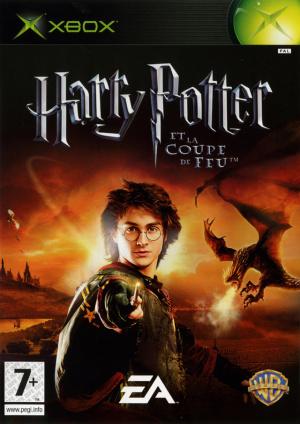 Harry Potter et la Coupe de Feu sur Xbox