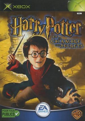 Harry Potter et la Chambre des Secrets sur Xbox