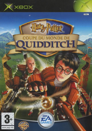 Harry Potter : Coupe du Monde de Quidditch sur Xbox