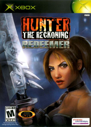 Hunter : The Reckoning Redeemer sur Xbox