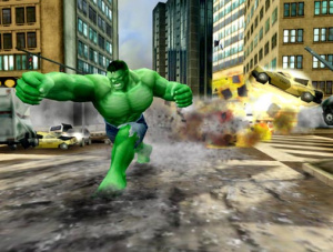 The Incredible Hulk : Ultimate Destruction - Xbox