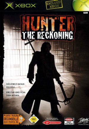 Hunter : The Reckoning sur Xbox