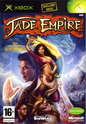 Jade Empire sur Xbox