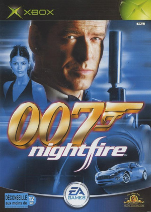 007 : Nightfire sur Xbox