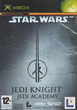 Star Wars : Jedi Knight : Jedi Academy sur Xbox