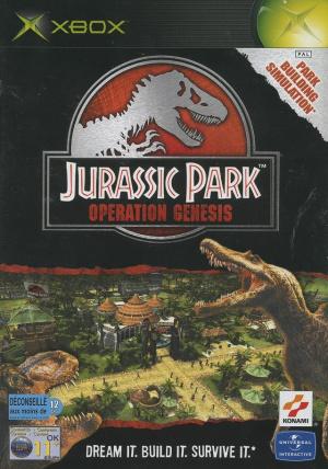 Jurassic Park : Operation Genesis sur Xbox