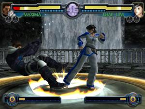 King Of Fighters Maximum Impact sur Xbox