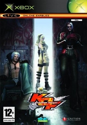 The King of Fighters : Maximum Impact sur Xbox